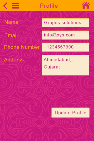 Sanjay International Profile Page